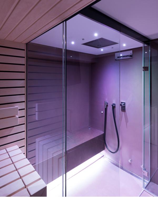 dampfbad dampfdusche hamam individuell auf mass. Black Bedroom Furniture Sets. Home Design Ideas